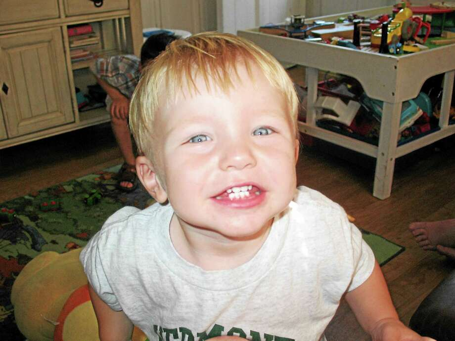 """Nate Pikul, a healthy, fun-loving 18-month-old boy nicknamed """"Nate the Great"""" for his outgoing personality and sparkle, died overnight Sept. 24, 2007. Photo: CONTRIBUTED PHOTO"""