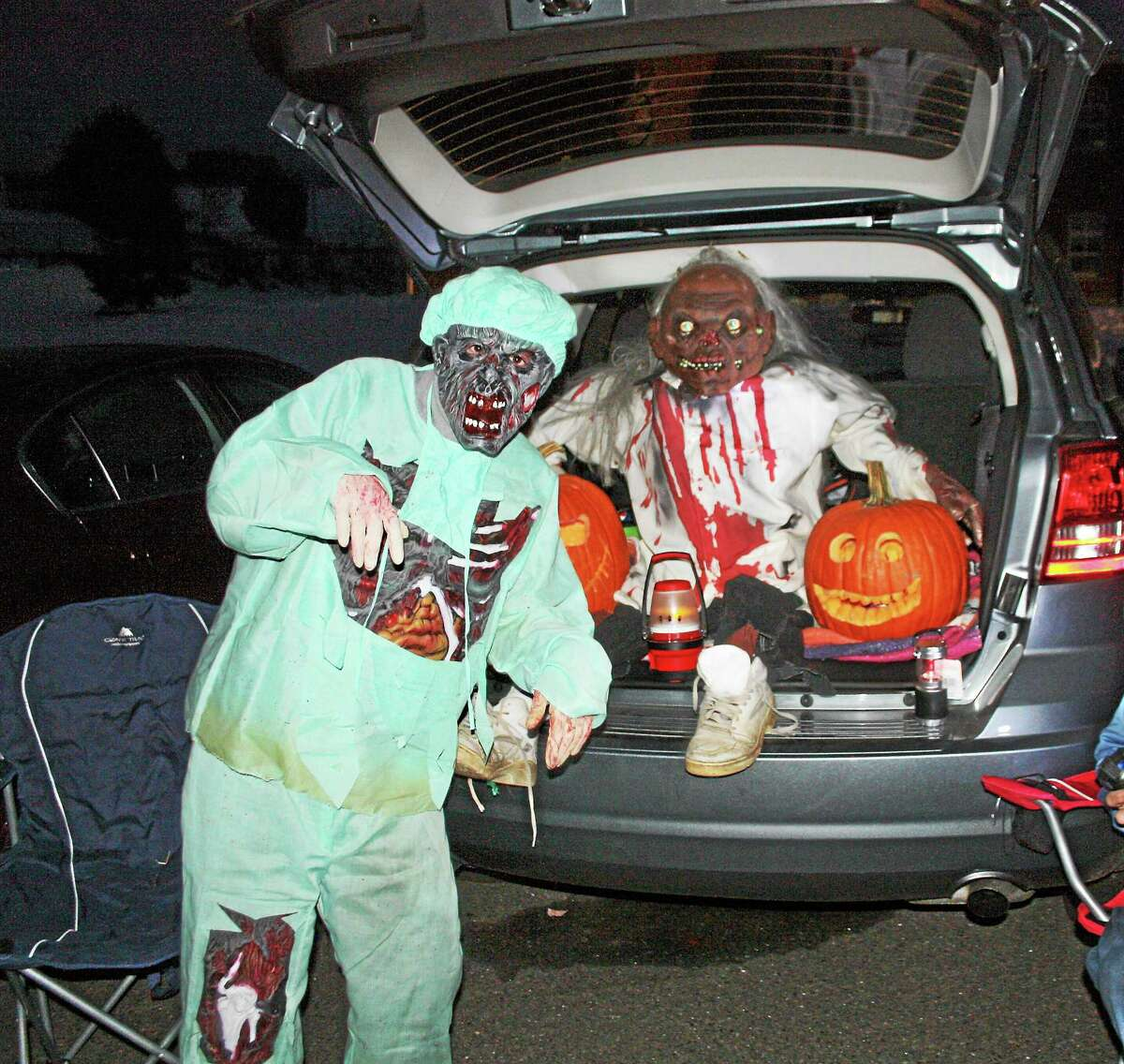 FILE PHOTO Seymour Trunk or Treat will be held Saturday.