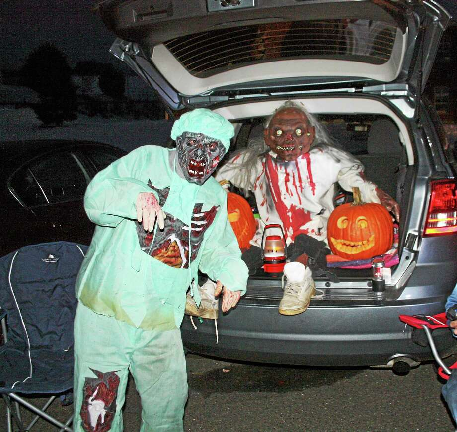 FILE PHOTO  Seymour Trunk or Treat will be held Saturday. Photo: Journal Register Co.
