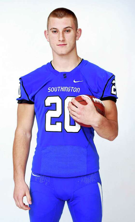 Southington quarterback Jasen Rose announced Thursday will be attending UConn. Photo: Register File Photo