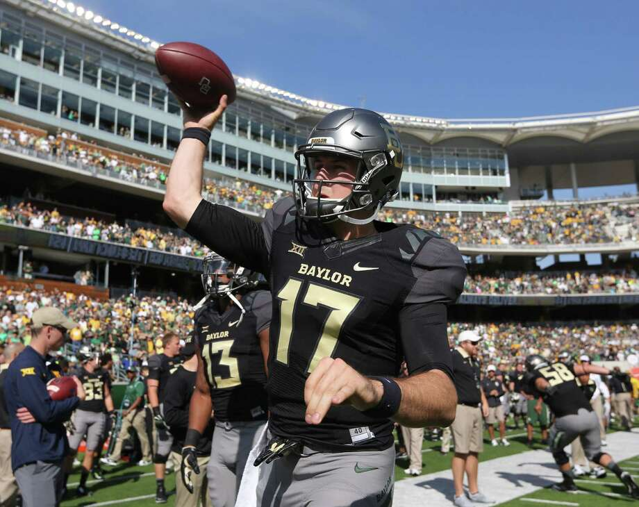 Baylor quarterback Seth Russell. Photo: The Associated Press   / FRE36102AP