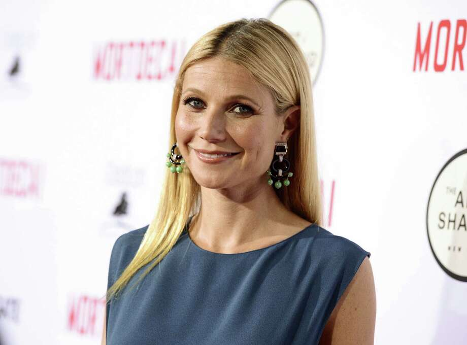 """In this Jan. 21, 2015, file photo, actress Gwyneth Paltrow attends the premiere of the feature film """"Mortdecai"""" in Los Angeles. The Entertainment Industry Foundation said Tuesday, Aug. 18, that ABC, CBS, Fox and NBC will simultaneously air a one-hour fundraising special for education featuring Paltrow, Stephen Colbert, Scarlett Johansson, Kristen Bell, and Matthew McConaughey on Sept. 11. The special will have sketches and musical performances. Photo: Photo By Dan Steinberg/Invision/AP Images, File / Invision"""