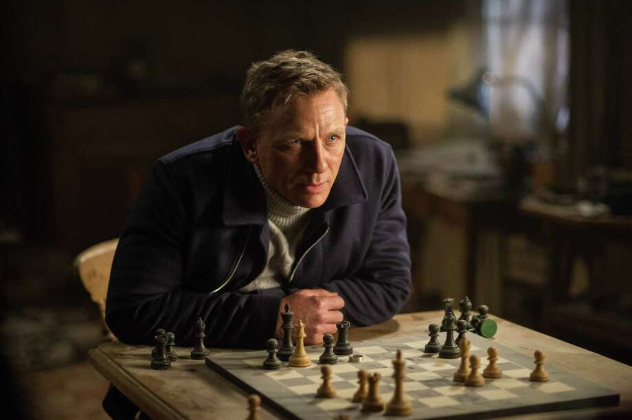 """In this image released by Metro-Goldwyn-Mayer Pictures/Columbia Pictures/EON Productions, Daniel Craig appears in a scene from the James Bond film, """"Spectre."""" Photo: Susie Allnutt/Metro-Goldwyn-Mayer Pictures/Columbia Pictures/EON Productions Via AP   / Metro-Goldwyn-Mayer Pictures/Columbia Pictures/EON Productions"""
