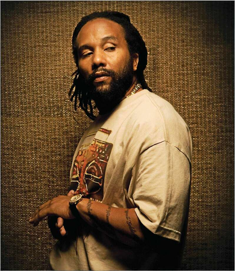 Contributed  Ky-Mani Marley Photo: Journal Register Co.