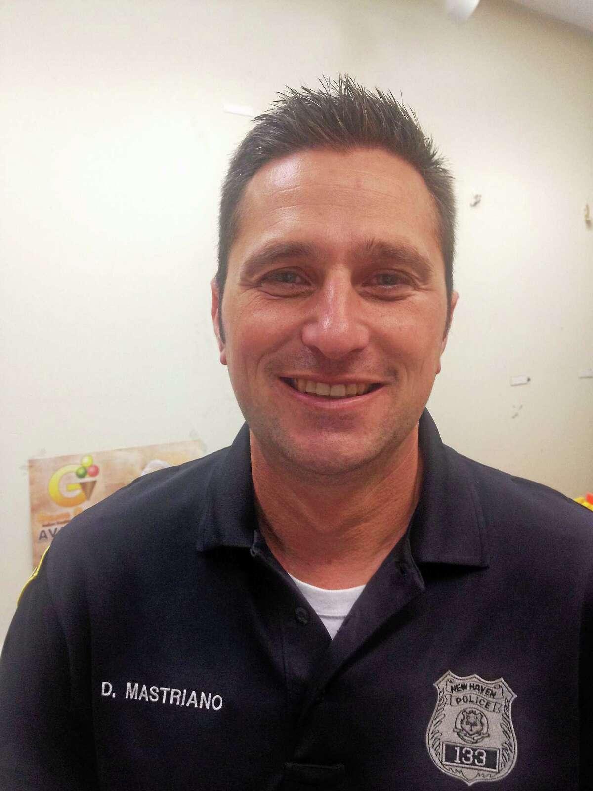 Officer Dennis Mastriano