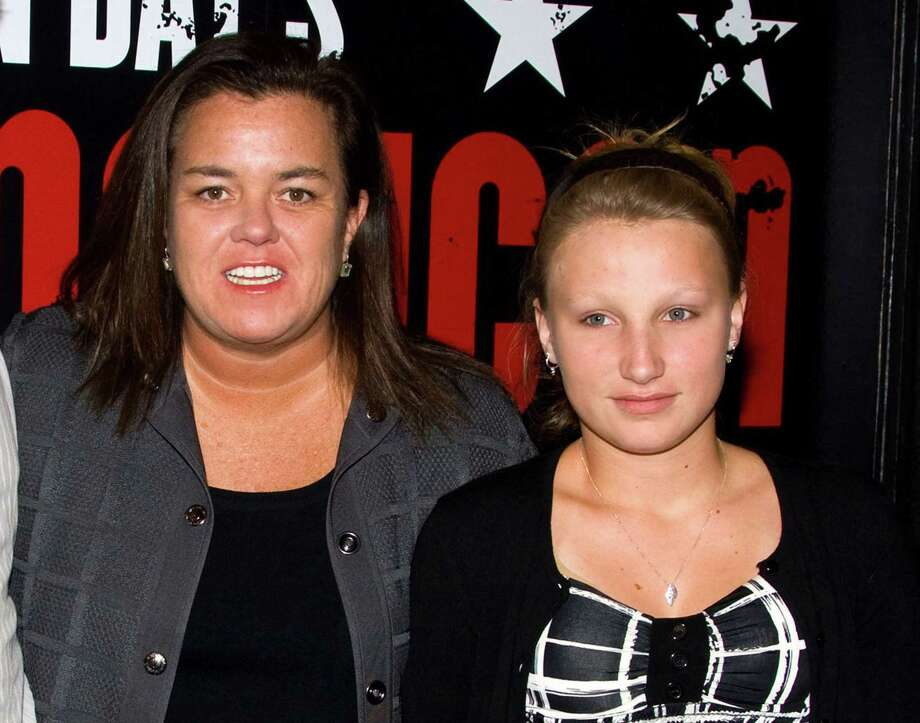 """In this April 20, 2010, file photo, Rosie O'Donnell, left, poses with her daughter Chelsea at the opening night performance of the Broadway musical """"American Idiot"""" in New York. Police are searching for Rosie O'Donnell's 17-year-old daughter, who has not been seen since leaving the family's home north of New York City last Tuesday, Aug. 11, 2015. O'Donnell tweeted that her daughter may be in New York City, which is about 25 miles south of her home in Nyack. Photo: AP Photo/Charles Sykes, File / SYKEC"""