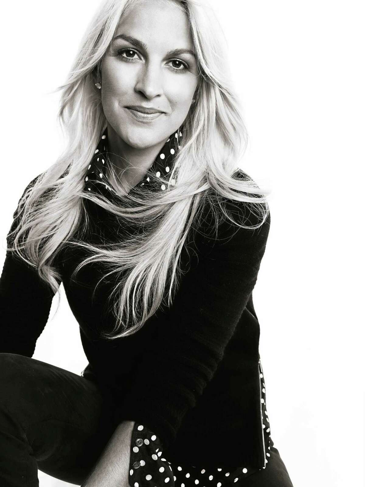 "Kaitlin Roig-DeBellis, the author of ""Choosing Hope."""