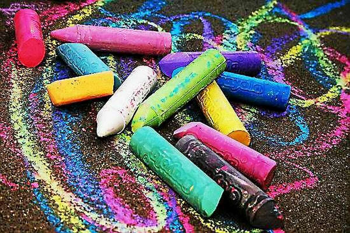 (Facebook) Milford will take part Tuesday in the Chalk the Walks national project started by The Joy Team started as a way to spread joy, optimism and inspiration.