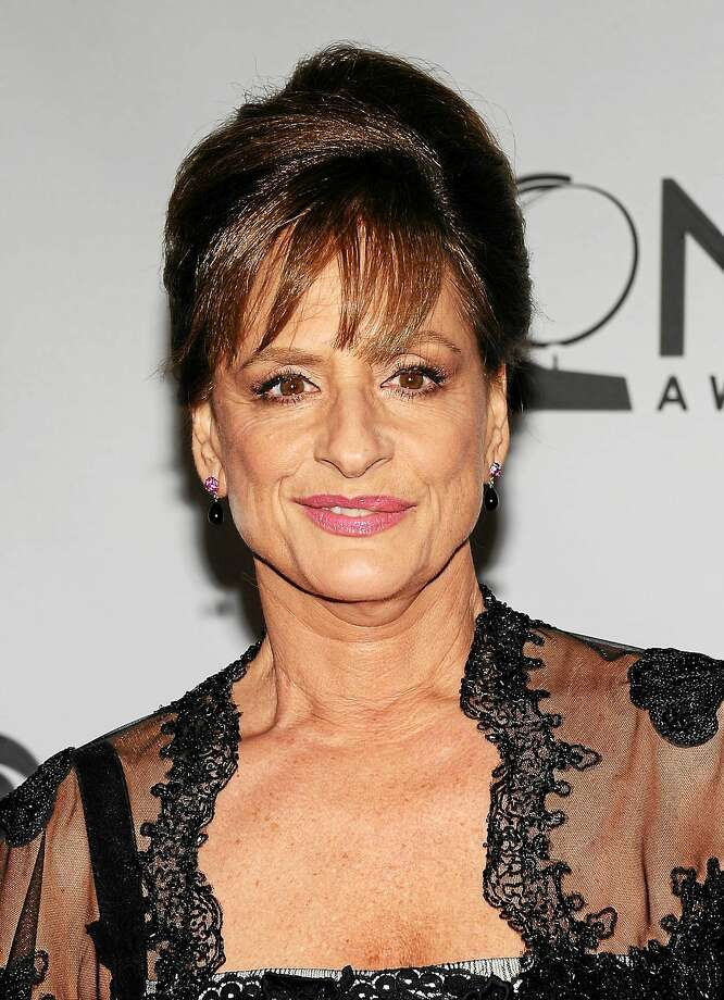 """Patti LuPone arrives at the 65th annual Tony Awards in New York. LuPone plays a self-obsessed diva in the play """"Shows For Days"""" at the Mitzi E. Newhouse Theatre in New York. Photo: Charles Sykes - AP File Photo   / FR170266 AP"""