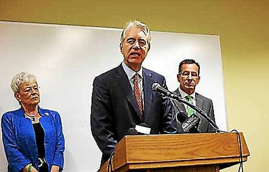 Kevin Counihan, CEO of the Health Insurance Marketplace Photo: Christine Stuart — CT News Junkie