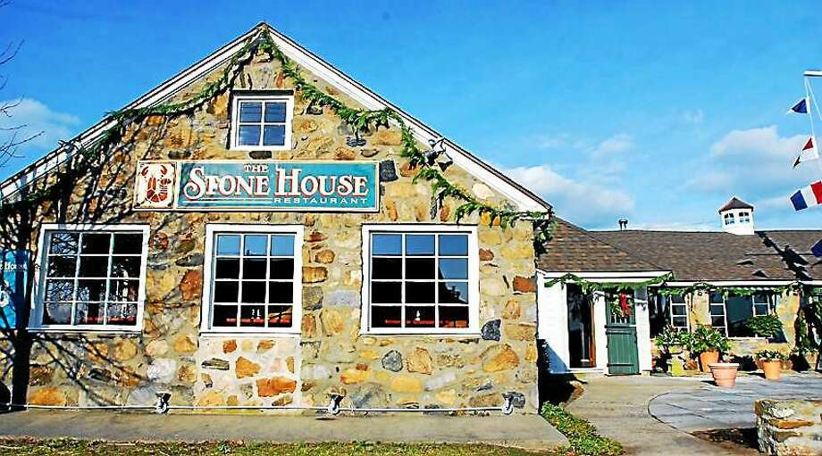The Stone House Restaurant in Guilford. Photo: ARNOLD GOLD — NEW HAVEN REGISTER