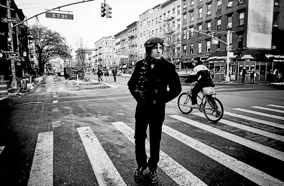 Jesse Malin Photo: Contributed   / ALL RIGHTS RESERVED ? CONTEPOTIER 2015