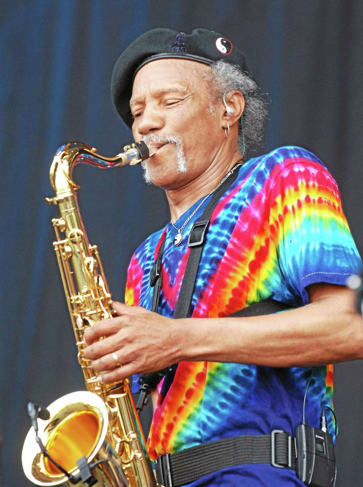 Direct from Huntington, Massachusetts, New Orleans musical royalty Charles Neville will be in the Elm City the next two Tuesday nights.