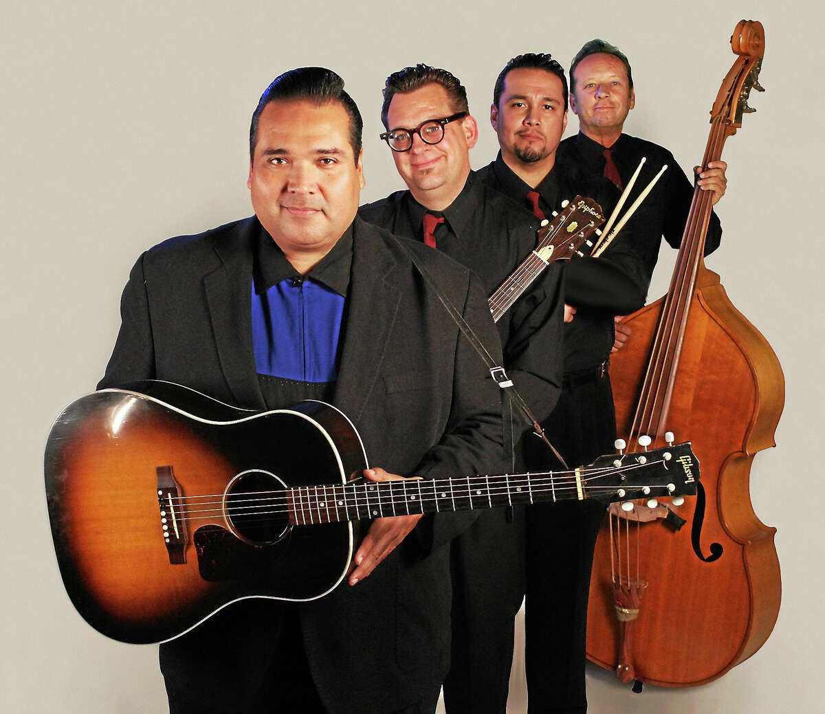 Big Sandy & his Fly-Right Boys will be at Cafe Nine, 250 State St. in New Haven, Tuesday night.