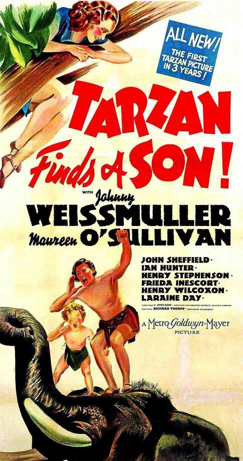 TarzanFindsASon.tiff 2 Photo: Contributed