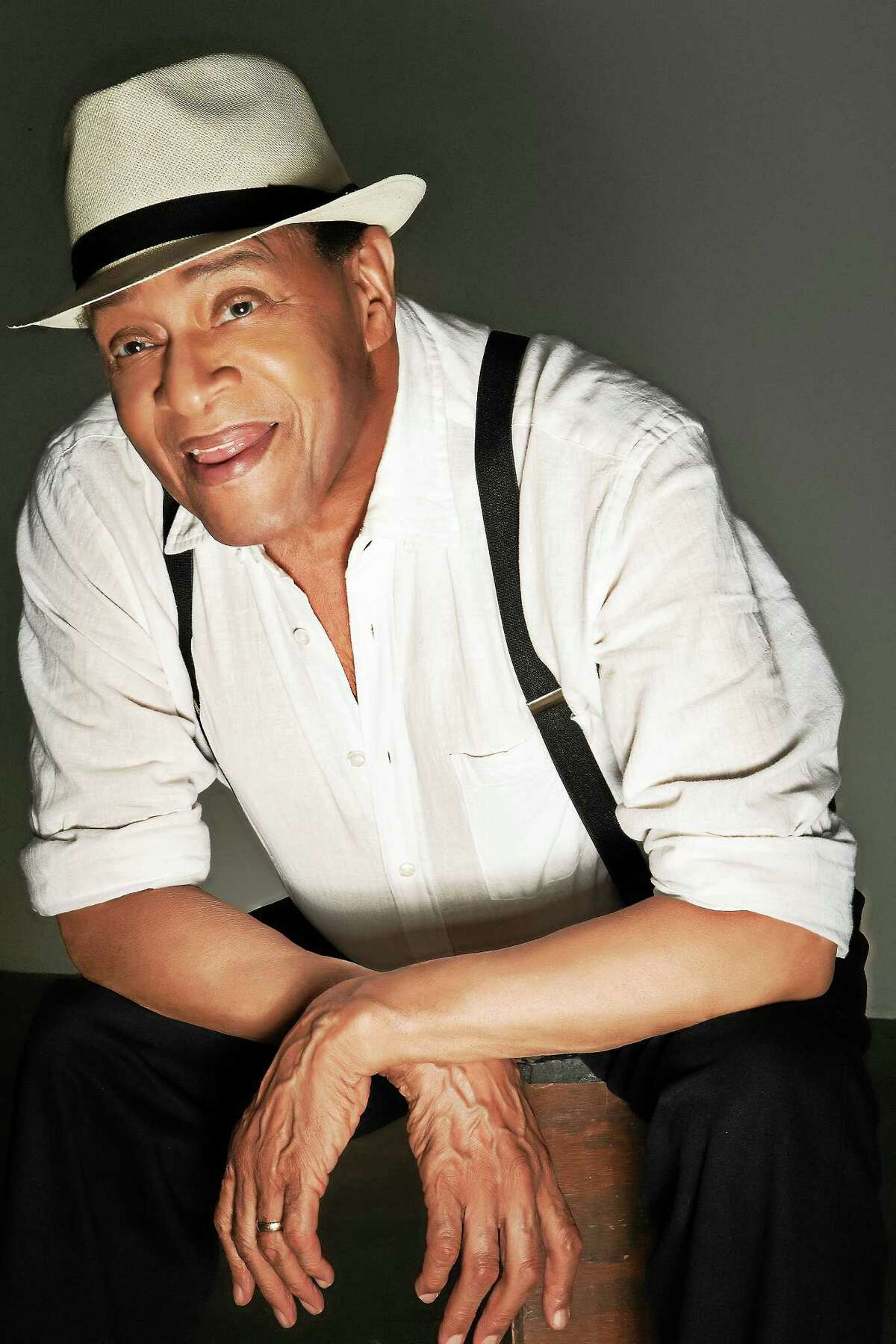 At 75, Al Jarreau has stayed busy working worldwide.