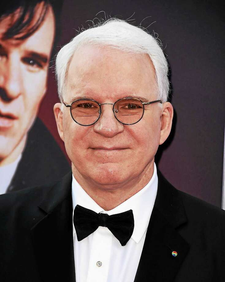 AP photo  Steve Martin in Los Angeles this year. Photo: Jordan Strauss/Invision/AP / Invision