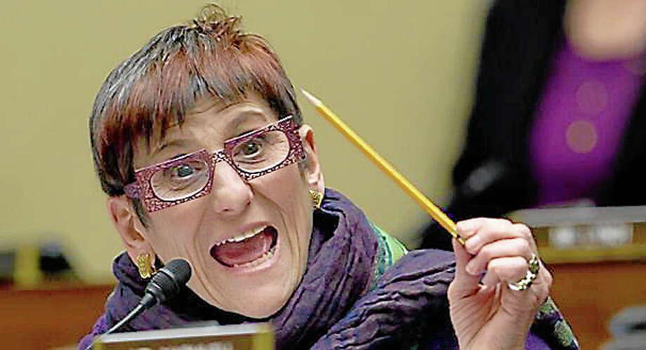 U.S. Congresswoman Rosa DeLauro, D-3