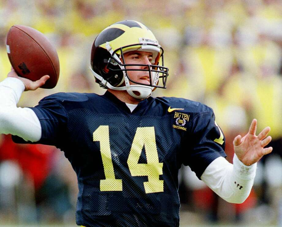 The University of Michigan's new apparel and equipment deal with Nike is worth $169 million. Photo: Carlos Osorio — The Associated Press File Photo   / AP