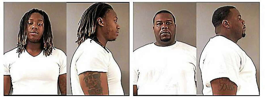 Tarmazz Scott and Ramar Trusty Photo: Wallingford Police Department
