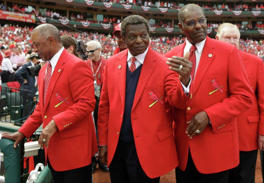 St. Louis Cardinals Hall of Famer Lou Brock, a former base stealing champion, has had his left leg amputated below the knee due to an infection related to diabetes. Photo: Jeff Roberson — The Associated Press File Photo   / AP