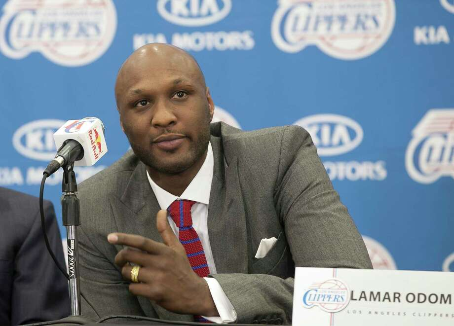 Lamar Odom, the former NBA star and reality TV personality embraced by teammates and fans alike for his humble approach to fame, was hospitalized and his estranged wife Khloe Kardashian is by his side, after being found unresponsive in a Nevada brothel where he had been staying for days. Photo: Damian Dovarganes — The Associated Press File Photo   / AP