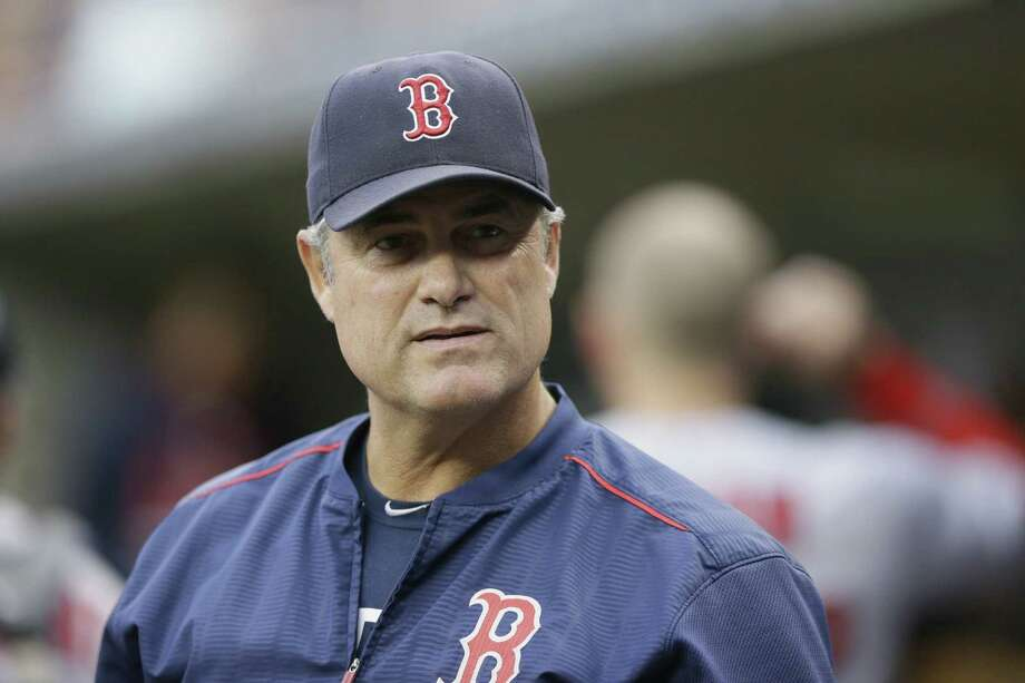 Red Sox manager John Farrell announced on Friday that he has lymphoma and will step away from the team for the remainder of the season. Photo: The Associated Press File Photo   / AP
