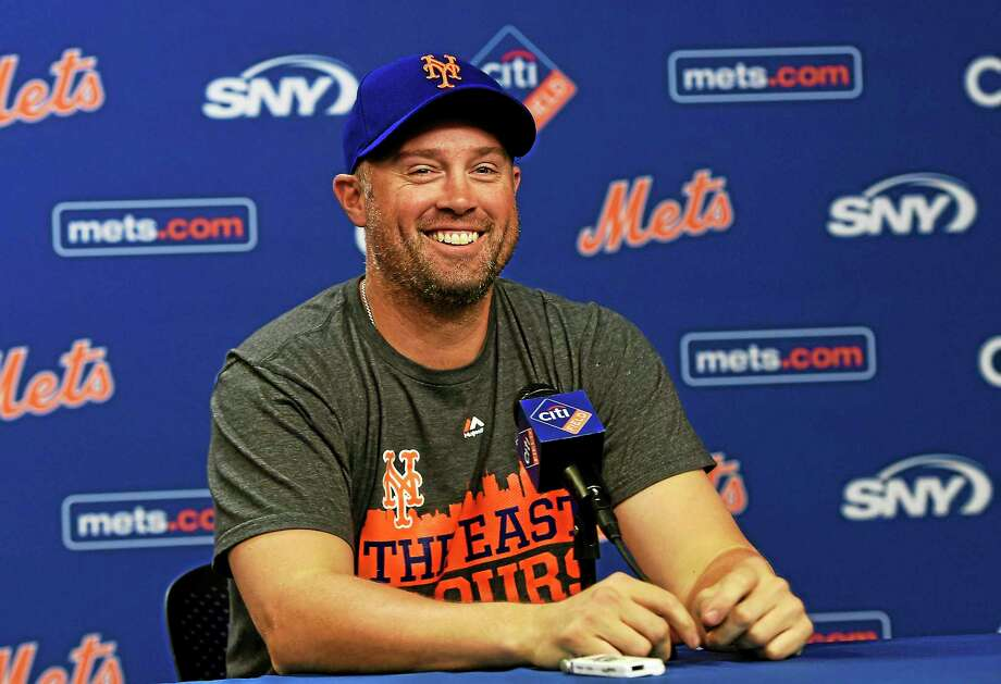 The Mets' Michael Cuddyer will retire after 15 seasons. Photo: The Associated Press File Photo   / FR170189 AP