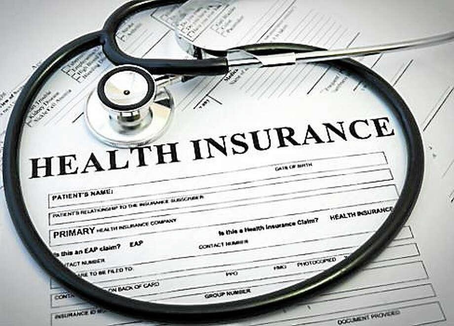 Health insurance form -- Shutterstock Photo: Shutterstock