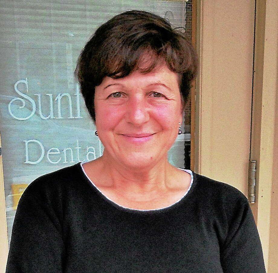 Anita Dugatto Photo: Journal Register Co.
