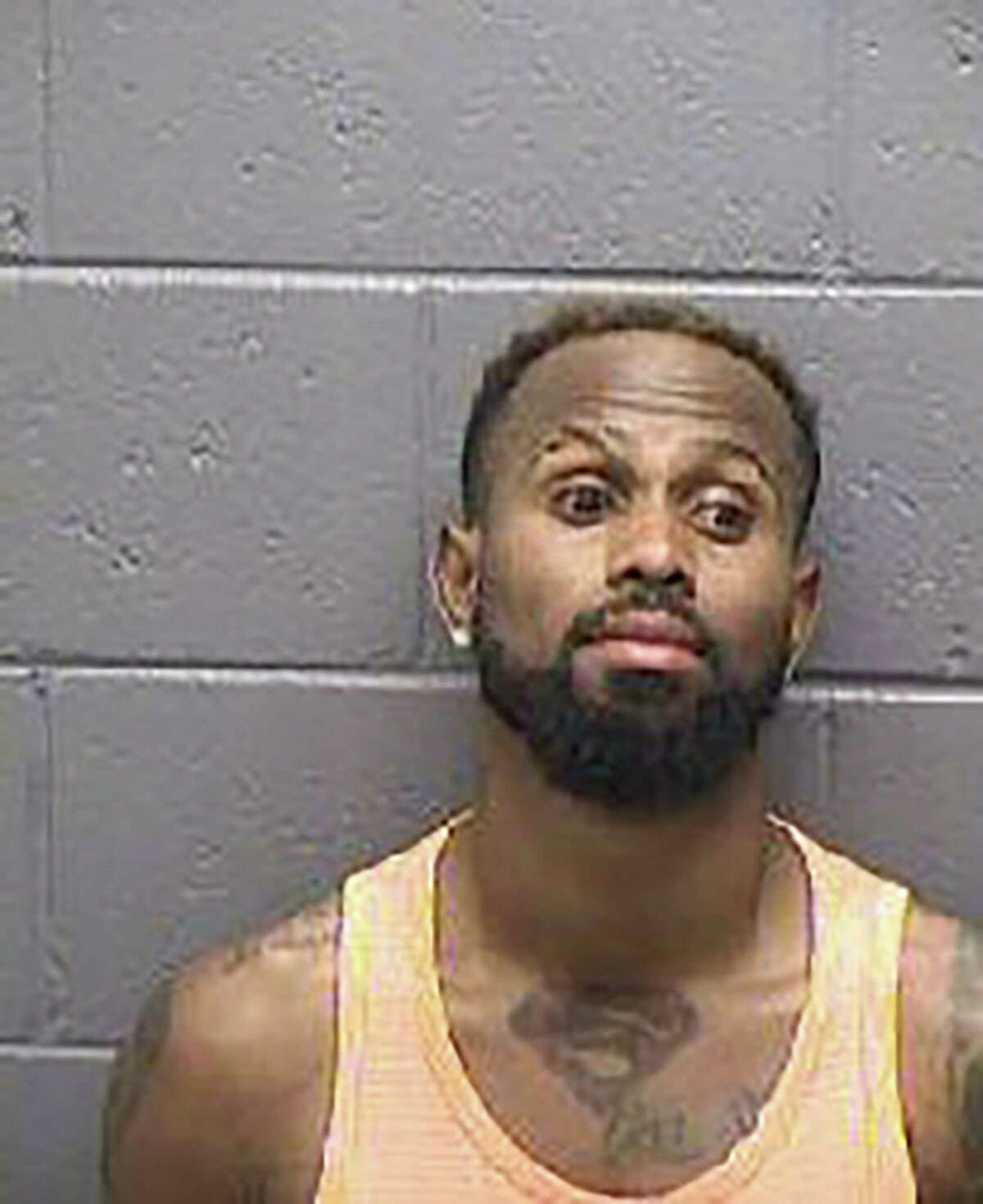 This photo provided by the Maui County Police Department shows Colorado Rockies shortstop Jose Reyes.