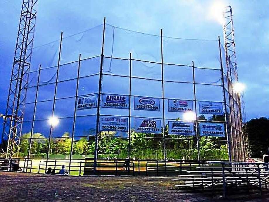 Quigley Stadium, 362 Front Ave., West Haven, where the West Haven Twilight League plays. Photo: Lisa Antonecchia — For The Register