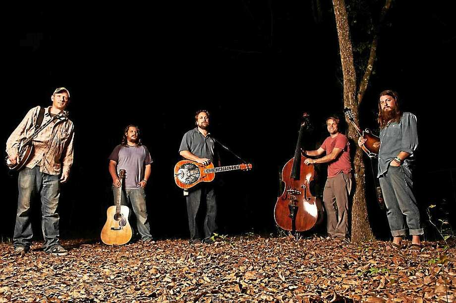 """We're a bluegrass band and a rock band,"" says one Greensky Bluegrass band member. Photo: Contributed"