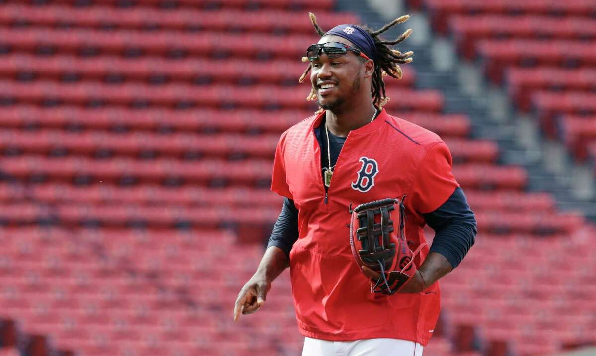 New Boston Red Sox boss Dave Dombrowski says the team is committed to playing Hanley Ramirez at first base next season.