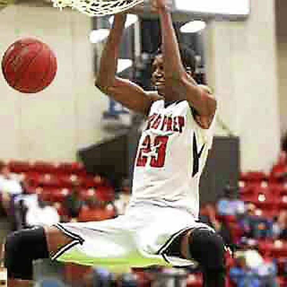 UConn commit Juwan Durham has now torn the ACL in both knees. Photo: Register File Photo
