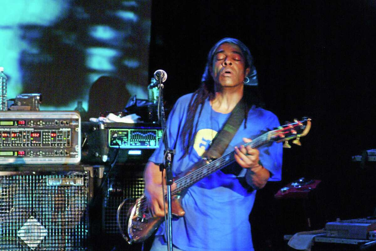 Living Colour bassist Doug Wimbish, above, the Rockhouse School of Music, Mayor Ed O'Brien and the city put together Sunday's beach bash.