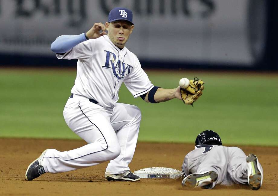 Shortstop Asdrubal Cabrera and the New York Mets have agreed to a two-year, $18.5 million contract. Photo: Chris O'Meara — The Associated Press File Photo   / AP