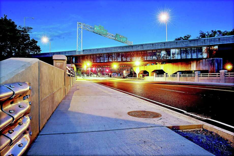 Work on the State Street Bridge in New Haven has been completed. Photo: Catherine Avalone — New Haven Register       / New Haven RegisterThe Middletown Press