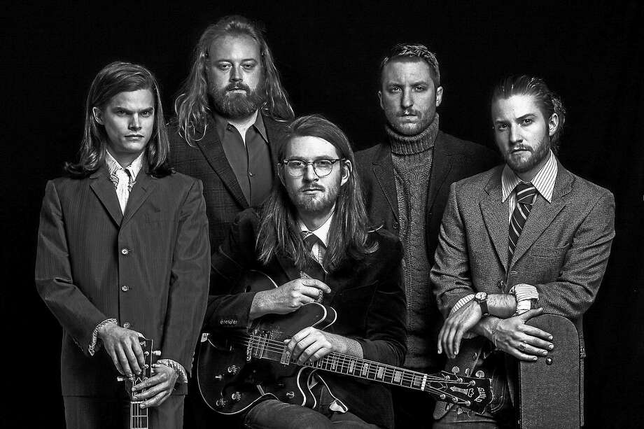 """WOODEN SKY: Playing selections from the new album """"Let's Be Ready,"""" Canadian fuzz-folk band The Wooden Sky will make its way to Cafe Nine Tuesday at 250 State St. in New Haven. Tickets for the 21 and over show are $8-$10; doors open at 8 for the 8:30 p.m. show. Photo: Contributed"""
