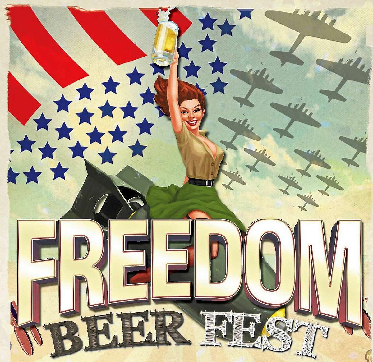 HOIST FOR A CAUSE: Volunteer group Valiant in the Valley Inc. will throw a new event Saturday to benefit the Wounded Warrior Project. The first Freedom Fest Craft Beer Festival will take place at Warsaw Park in Ansonia from 1 to 4:30 p.m. There will be 70 different brews, six food trucks and 25 specialty vendors, along with live music on the main stage by American Babies, the Balkun Brothers and Remember September. As a tribute to our military, vets and those currently enlisted will be allowed to enter the festival at noon to enjoy the festivities. (Open to all ages, but 21-plus for beer.) Tickets are $10-$35. For more information, go to www.freedombeerfest.com.
