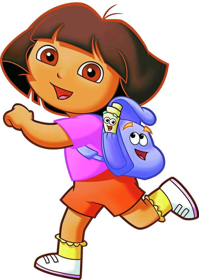 Dora the Explorer Photo: Contributed