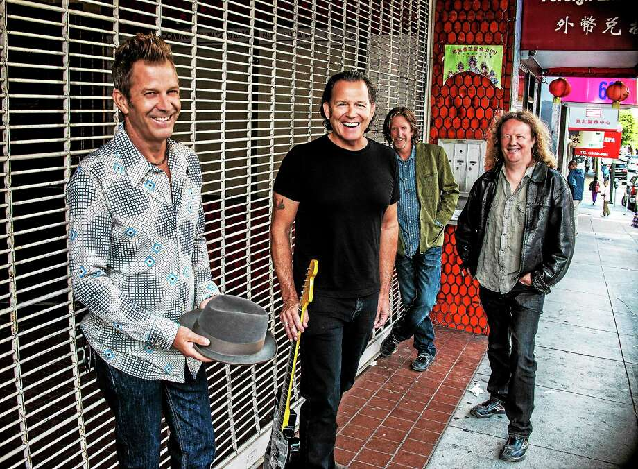 "Tommy Castro and the Painkillers are touring behind their new album ""Method To My Madness."" Photo: Victoria Smith   / Victoria Smith  14156132212 mamavic22@yahoo.com"