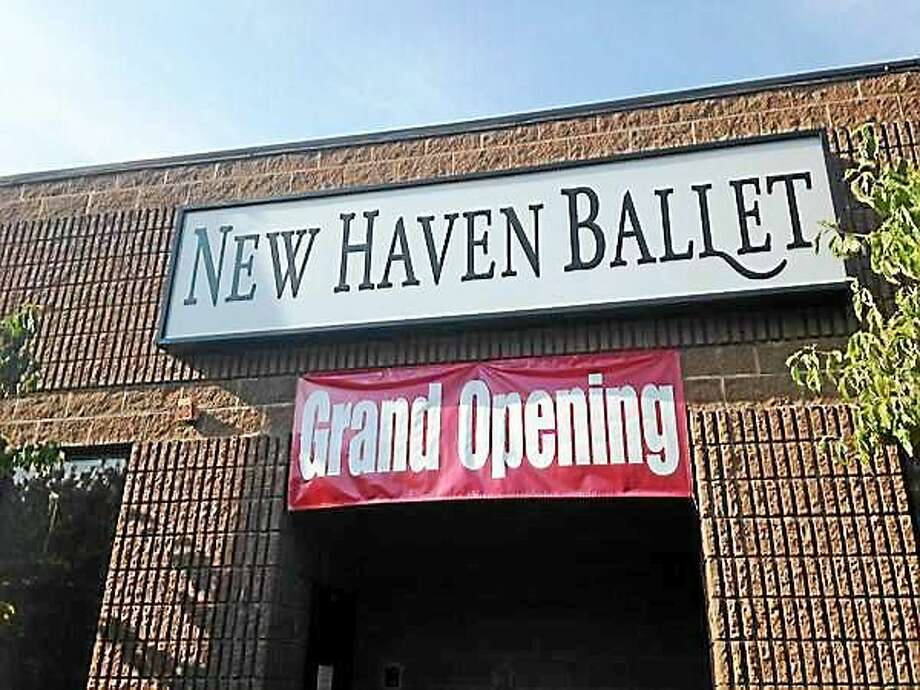 New Haven Ballet has opened a new studio on Business Park Drive in Branford. Instructors say the facility is a big upgrade over their old facility in Guilford. Photo: Juliemar Ortiz -- New Haven Register