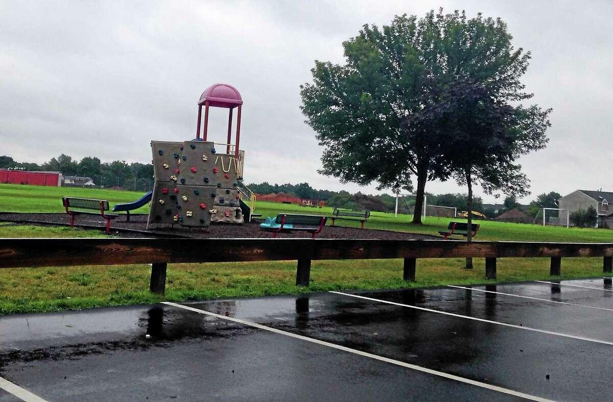 Carusone Park in Hamden is getting kid-friendly upgrades.