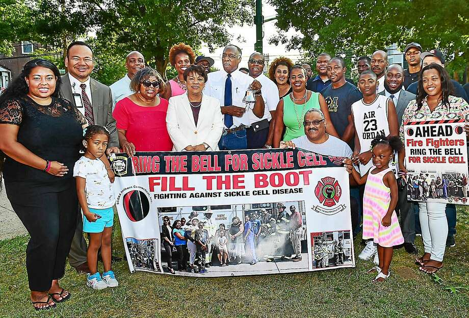The Sickle Cell Disease Association of America Southern Connecticut Inc. will hold its 24th annual Walkathon Sept. 19 at East Rock Park in New Haven. Photo: Catherine Avalone — New Haven Register     / New Haven RegisterThe Middletown Press
