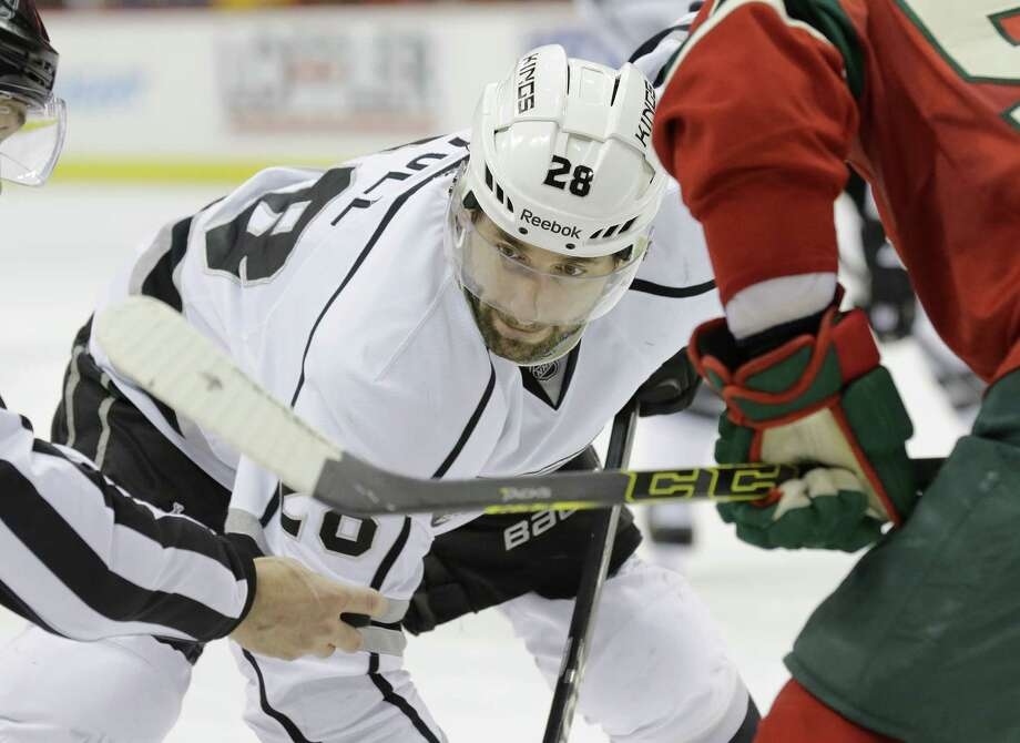 The New York Rangers signed recently arrested Kings center Jarret Stoll on Monday, a few months after he pleaded guilty in a felony cocaine case. Photo: Ann Heisenfelt — The Associated Press File Photo   / FR13069 AP