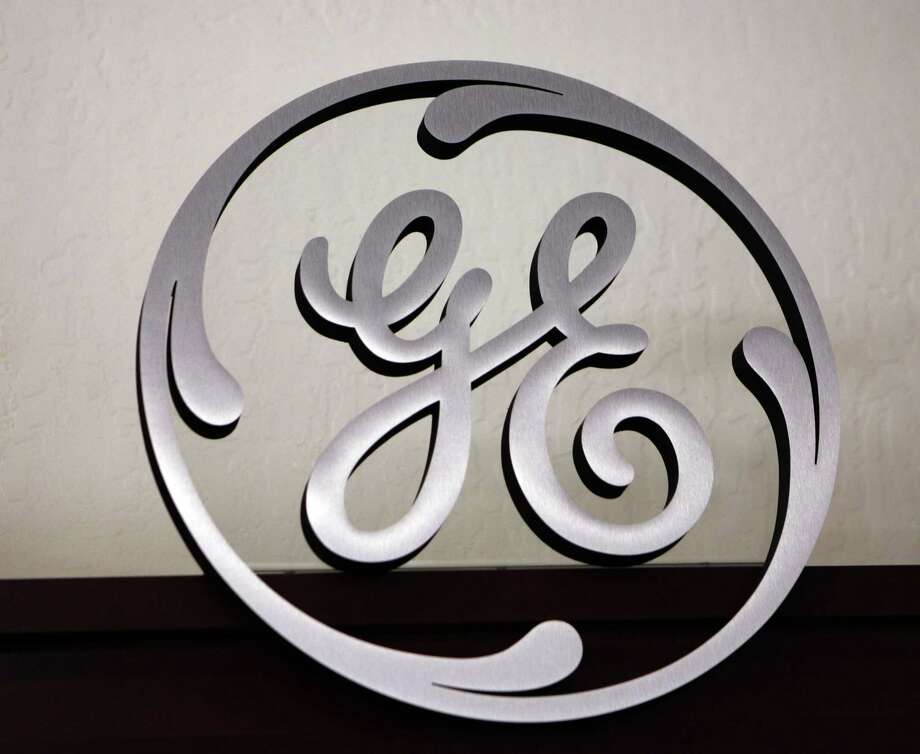 This Dec. 2, 2008 photo shows a General Electric (GE) logo on display at Western Appliance store in Mountain View, Calif. Photo: AP Photo/Paul Sakuma, File   / AP2008