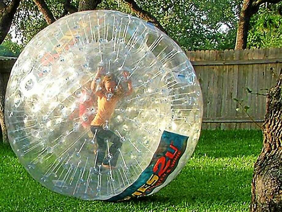 Those interested in Hamster Ball should head to the Teen Corner. Photo: Journal Register Co.