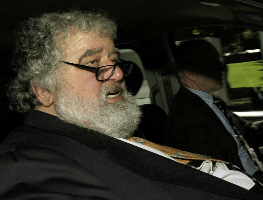 FIFA's ethics committee has expelled former executive committee member Chuck Blazer for bribery and other corruption. Photo: Steffen Schmidt — The Associated Press File Photo   / AP2011