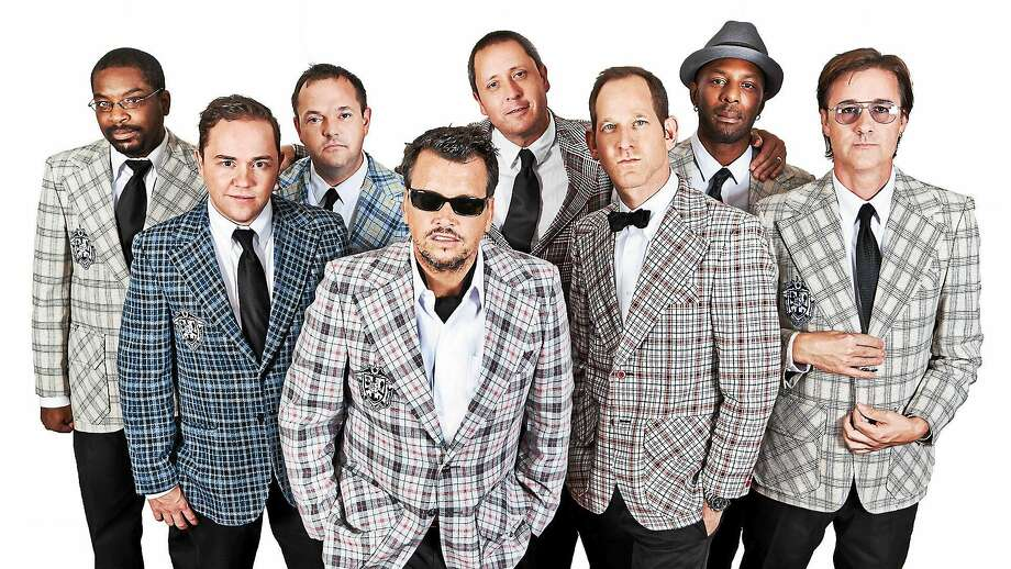 The Mighty Mighty Bosstones do a Toad's Place show before playing Fenway Park next week. Photo: Contributed   / 2011 13 Photography